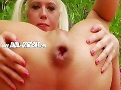 huge black cock and hardcore anal