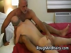 Awesome gay threesome with guys sucking part5