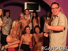 Hq swinger party show