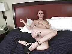 Redhead wants to play a game. JOI