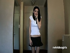 Amy's NetVideoGirls Calendar Audition