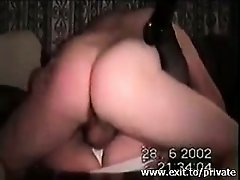 Vintage Tape with my busty ex wife Laura