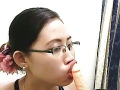 AM suck dildo pinay cam