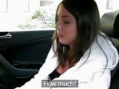 Getting fucked for not paying taxi fare