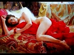 The Erotic Art of Eric  K. Wallis
