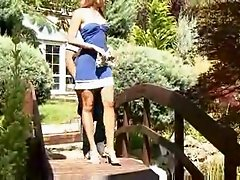 blue angel-foot and fuck